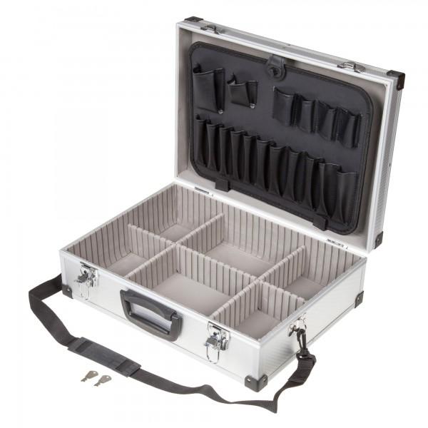 Aluminium Werkzeugkoffer - 460 x 330 x 150 mm