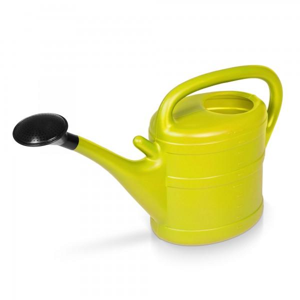 Gartengießkanne 10 Liter gelb