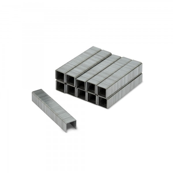 1000 Stück Tackerklammern - 10,6 x 10 mm