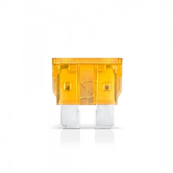 50 x 5 Ampere Flachsicherung für Kfz