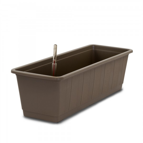 Bewässerungskasten 60 cm AquaGreen plus taupe