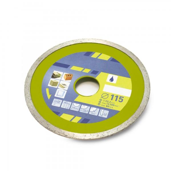 Diamant Trennscheibe FLIESEN BASIC - 115 mm