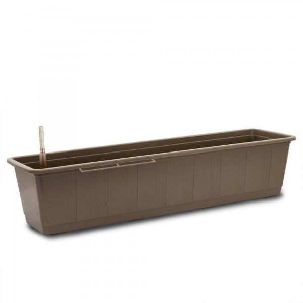 Bewässerungskasten 80 cm AquaGreen plus taupe