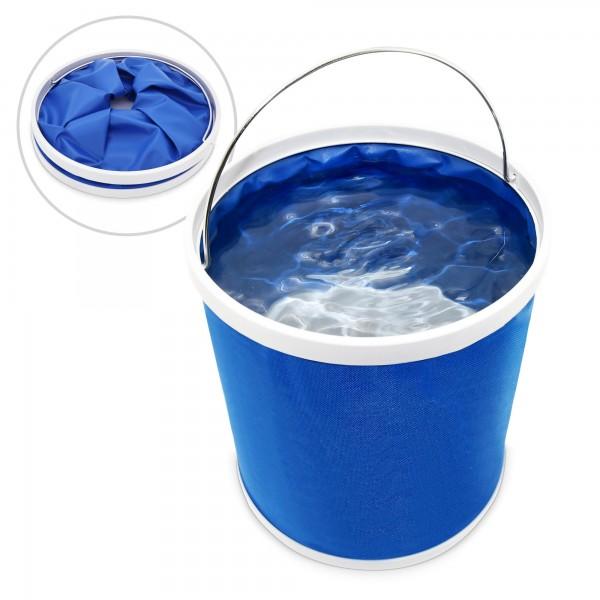 Faltbarer Wassereimer - 9 Liter Volumen