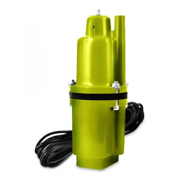 600 Watt Membran-Tiefbrunnenpumpe - 2000 l/h - 20m Kabel