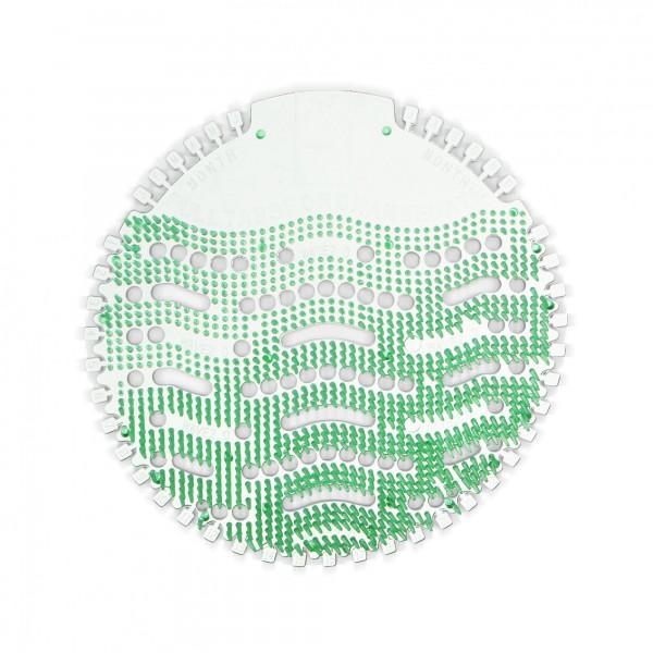 Urinaleinlage grün mit Pinienduft - 17 cm Durchmesser