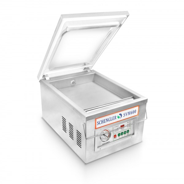 Schengler Vakuum- Verpackungsmaschine SVM-600 - 6m³/h