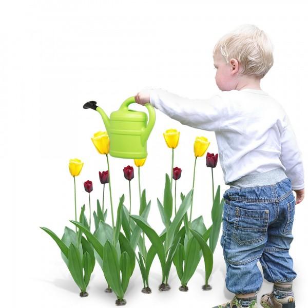 Kindergießkanne 1 Liter mintgrün