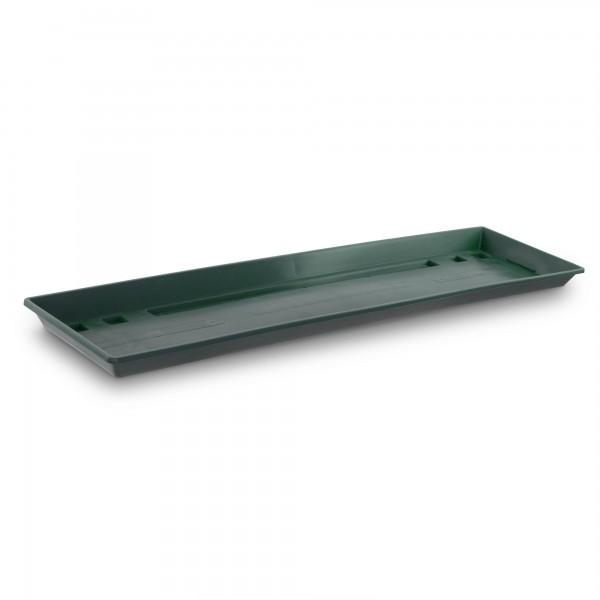Blumenkastenuntersetzer 60 cm dunkelgrün