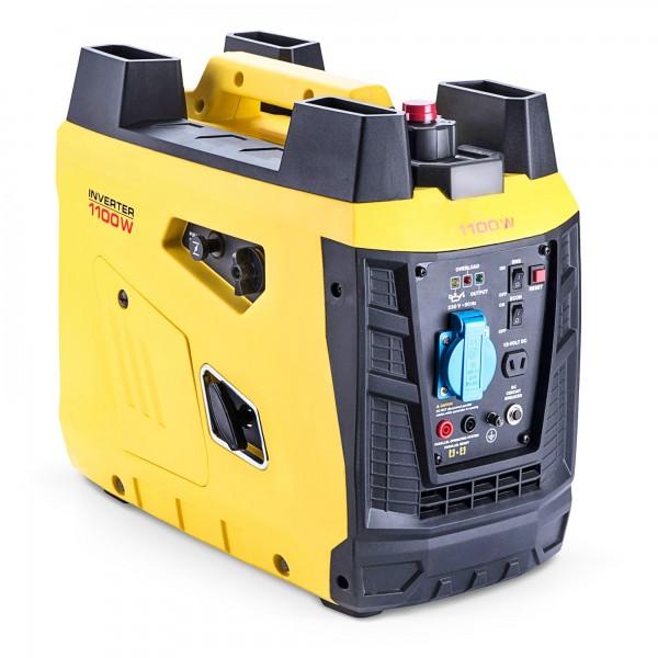 Digitaler Inverter Stromerzeuger - 1100 Watt - 1,8 PS