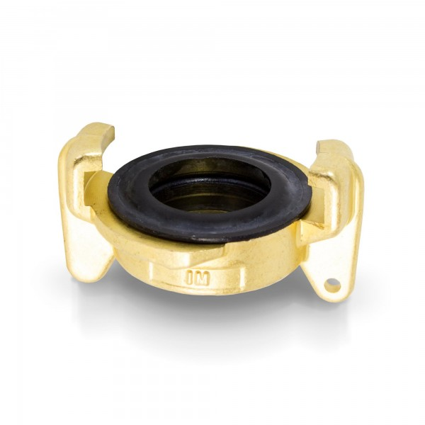 Schnellkupplung Blindkupplung - kompatibel mit GEKA System