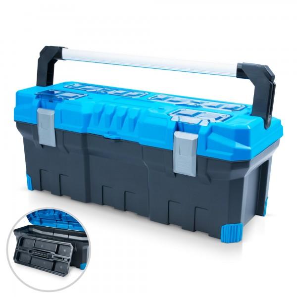 Werkzeugkoffer 75 x 30 x 30 cm -BLUE PREMIUM LINE-